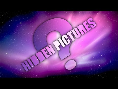 How to find hidden pictures on a mac