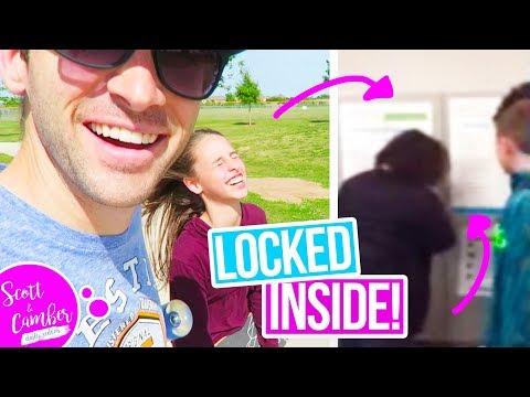 MAKAYA LOCKED A BOY IN A CLOSET AT SCHOOL | Scott and Camber