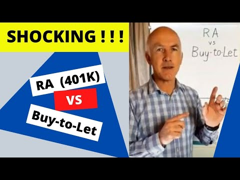 Comparison: Retirement Annuity to a Buy To Let Townhouse Investment