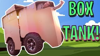 ATV BOX TANK!