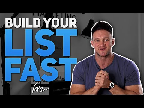 How To Grow Your Email List FAST Using This One Extra Funnel Step