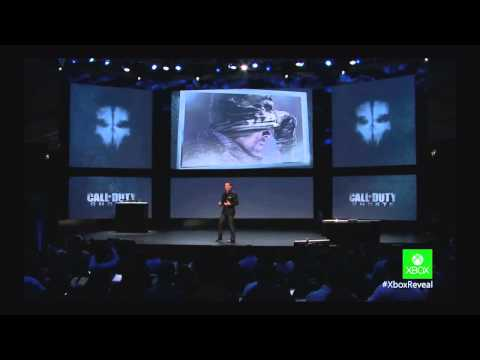 Xbox One Event 5/21/2013 Pt:7 Eric Hirshberg
