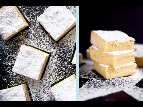 How to make White Chocolate Brownies | Lizzy Hodgins