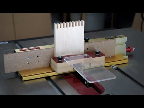 How to Use the INCRA I-Box Jig