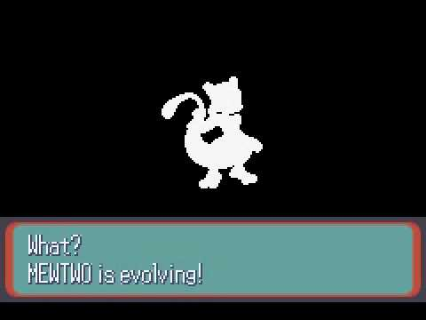 Pokemon Sapphire: Mewtwo Hatches and Evolves