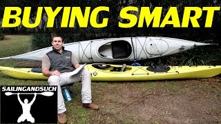 Smart Kayak Buying on a Budget
