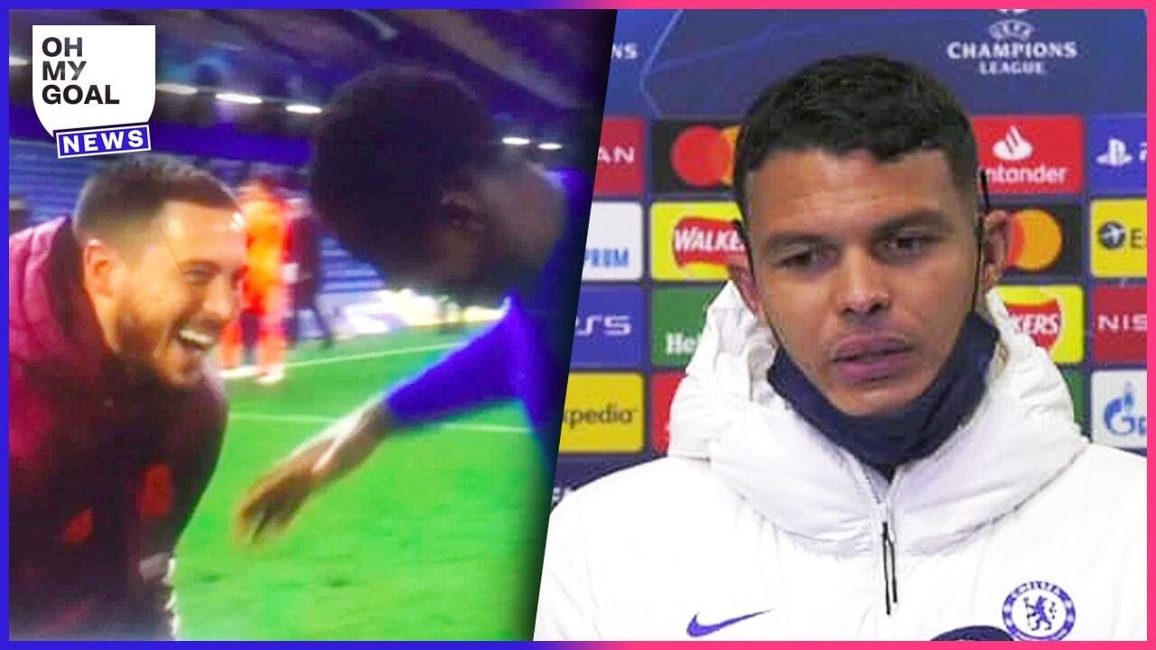 Hazard's reaction shocks fans, Thiago Silva settles his score with PSG | The News of the Day