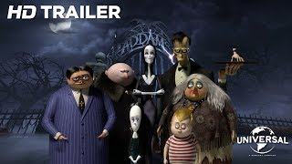 The Addams Family - Official Trailer (Universal Pictures) HD