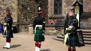 Bryon , Guard Change At Edinburgh Castle 21st May 2010