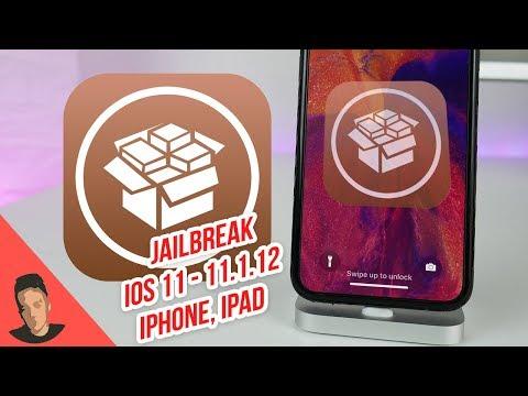 Jailbreak iPhone IOS 11 - 11.1.2 with Cydia + Fix toPanga ERROR