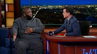 Killer Mike Educates Stephen Colbert