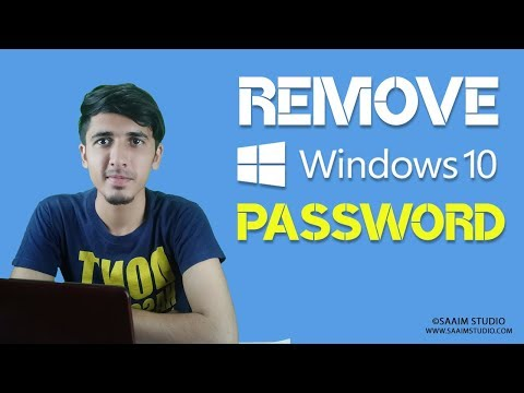 How to Remove Password in Window 10? || Remove Sleeping Mode in Window 10?