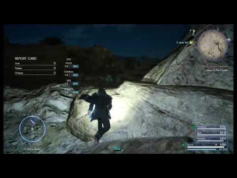 Thanwa's FFXV Live PS4 Broadcast