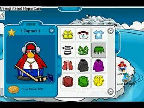 Cool Outfits Of Club Penguin
