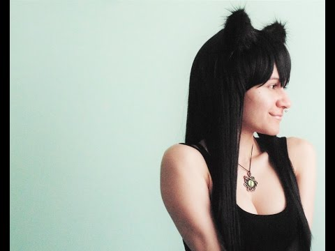 How to make cat ears (DIY)