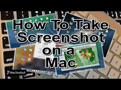 How To Take Screenshot on a Mac Using Keyboard