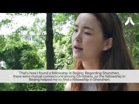 How Does a Chinese Christian Find a Church?