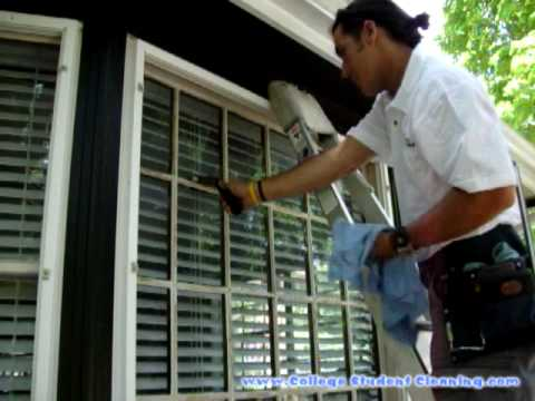 Window Cleaning in Annapolis