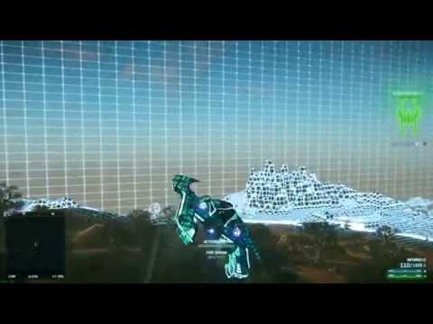 PlanetSide 2 Scythe Tricks