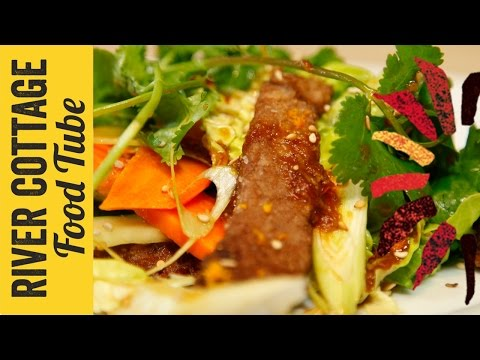 Chinese-style crispy beef | Hugh Fearnley-Whittingstall