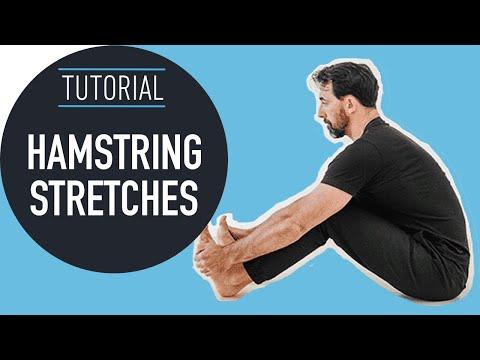 Hamstring Flexibility Exercises - Leg Stretching Tutorial for Tight Hamstrings