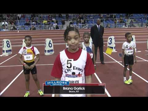 NYRR Fastest Kid on the Block - Girls