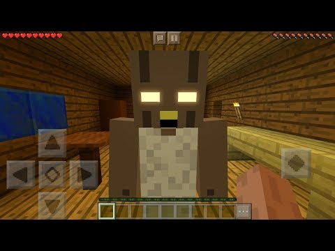 I FOUND GRANNY in Minecraft Pocket Edition (Granny Horror Mobile)