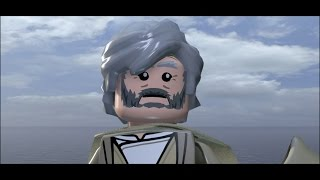 LEGO Star Wars: The Force Awakens - All Cutscenes