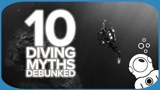 10 Diving Myths Debunked