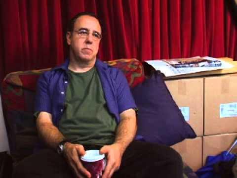 Tony Moreno, Jazz Percussionist On Character Traits