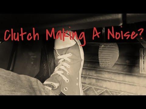 Clutch Making A Noise? Dual Mass Flywheel (DMF) Failure Sound | Peugeot 407 2.0 Hdi