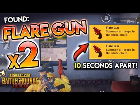 Xxx Mp4 I FOUND TWO FLARE GUNS In 10 SECONDS HERE PUBG Mobile 3gp Sex