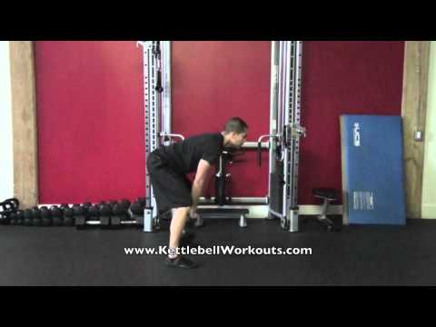 Kettlebell Workouts - Simple 20-Minute KB Circuit