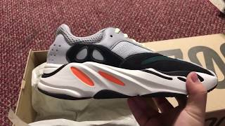 ef54da00e Yeezy Wave Runner 700 Unboxing + In Depth Review