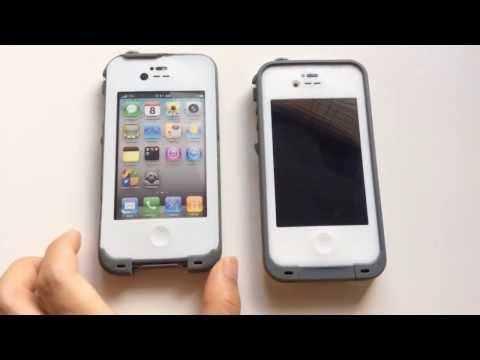 Lifeproof Case Rubber Edges Defect, Issues and Replacement (for Apple iPhones)