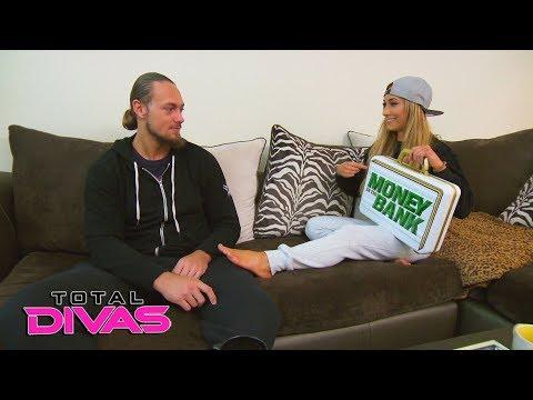 Carmella introduces her boyfriend, Big Cass, with a rap: Total Divas Preview Clip, Nov. 15, 2017