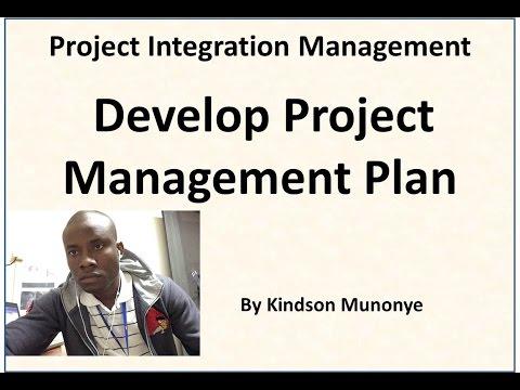 Project Integration Management   Develop Project Management Plan