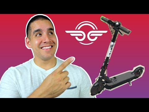 Bird Electric Scooters: Tutorial & Review (2018)
