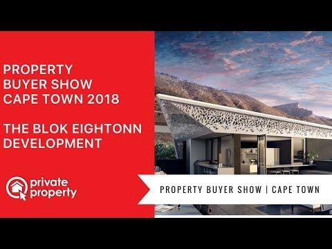 Property Buyer Show Cape Town 2018   Blok EIGHTONN Development