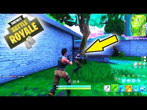 Fortnite Solo: Phone Players SUCK (Gameplay)