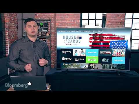 Gadgets With Gurman: Amazon's Fire TV