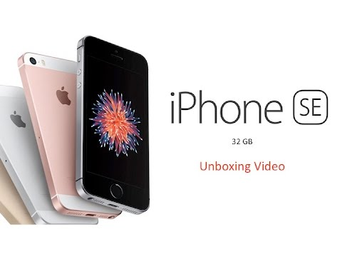 Iphone SE 32GB unboxing Amazon great Indian Sale 2017
