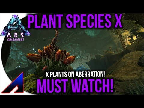 MUST SEE! You CAN get X plant seeds on ABERRATION! | ARK: Survival Evolved