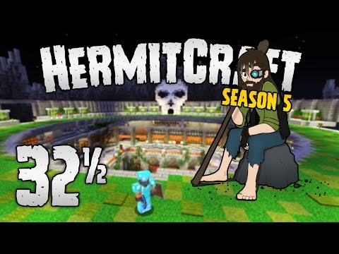HermitCraft 5 - #32½   A very SPECIAL order! [Minecraft 1.12]