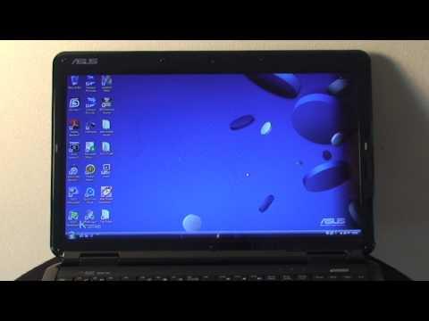 Asus K Series Laptop Review - Model K50IN-SX001C