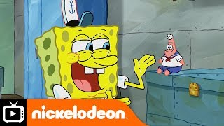 SpongeBob SquarePants | Tiny Friends | Nickelodeon UK