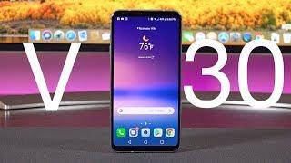 LG V30: Detailed Overview