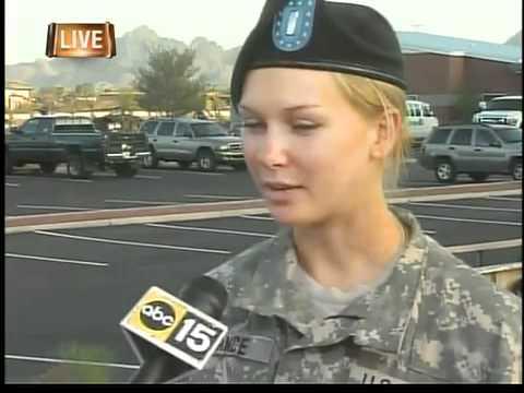 AZ National Guard troops get first deployment overseas
