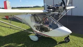 Rotax 582 take off - PakVim net HD Vdieos Portal