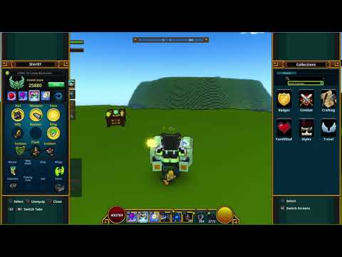 Trove - Candy Barbarian Build for Speed Runs